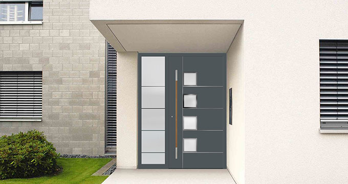 Rodenberg dream door configurator entrance door series Modern